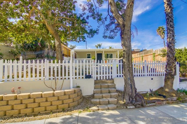 1026 40th Street, San Diego home for sale